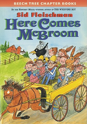 Here Comes Mcbroom! By Fleischman, Sid/ Blake, Quentin (ILT)