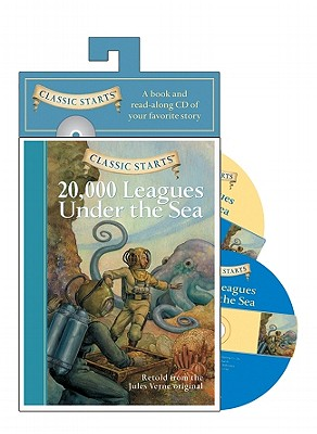 20,000 Leagues Under the Sea By Verne, Jules/ Church, Lisa (EDT)/ Andreasen, Dan (ILT)/ Pober, Arthur (AFT)